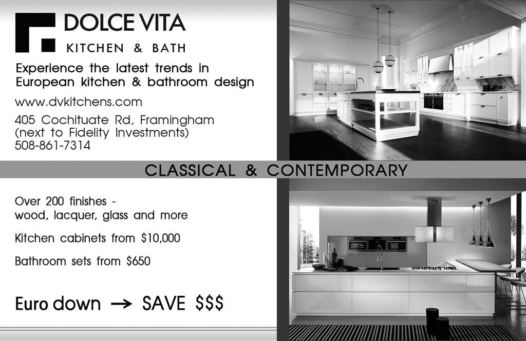Dolce Vita Kitchen And Bath Framingham Ma